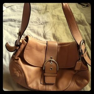 Coach SoHo Flap Shoulder Bag